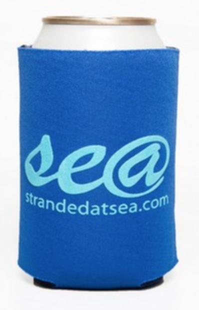 personalized coozie for your truckee wedding from reno tahoe promotions