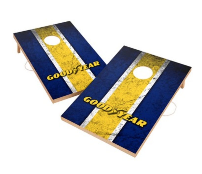 personalized cornhole game from reno tahoe promotions