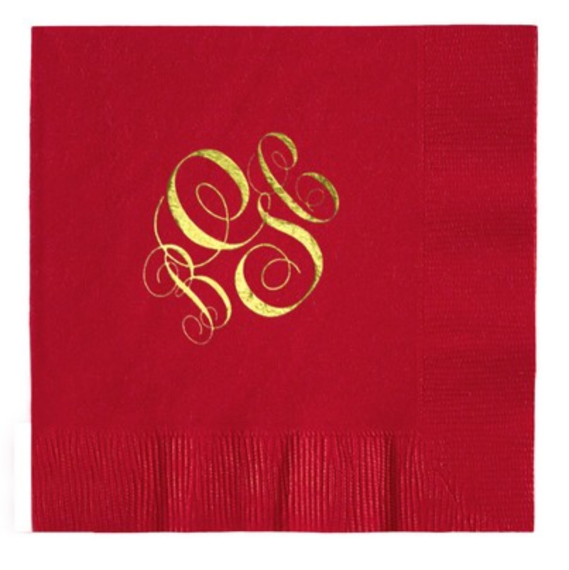 monogram-napkin-outdoor-events