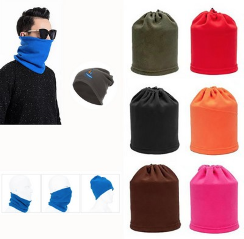 cozy infinity scarf gaiter from reno tahoe promotions