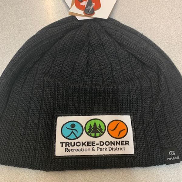 Truckee-Donner-Uniform-Patch-Hat-Beanie