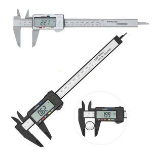 "150mm/6"" Carbon Fiber Digital Caliper"