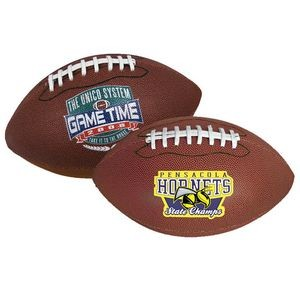 "14"" Full-Size Synthetic Leather Football"